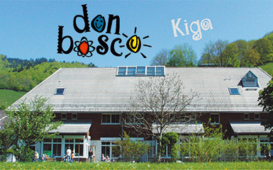 Flyer - Kindergarten Don Bosco